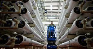 ocean desalination
