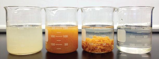 Zeoturb waterbehandeling flocculant