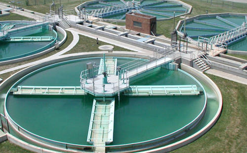 Behandeling van flokkulasiewater