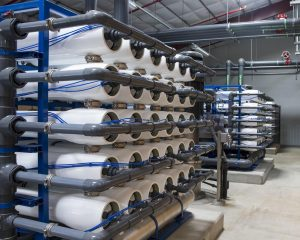 pengolahan air limbah reverse osmosis